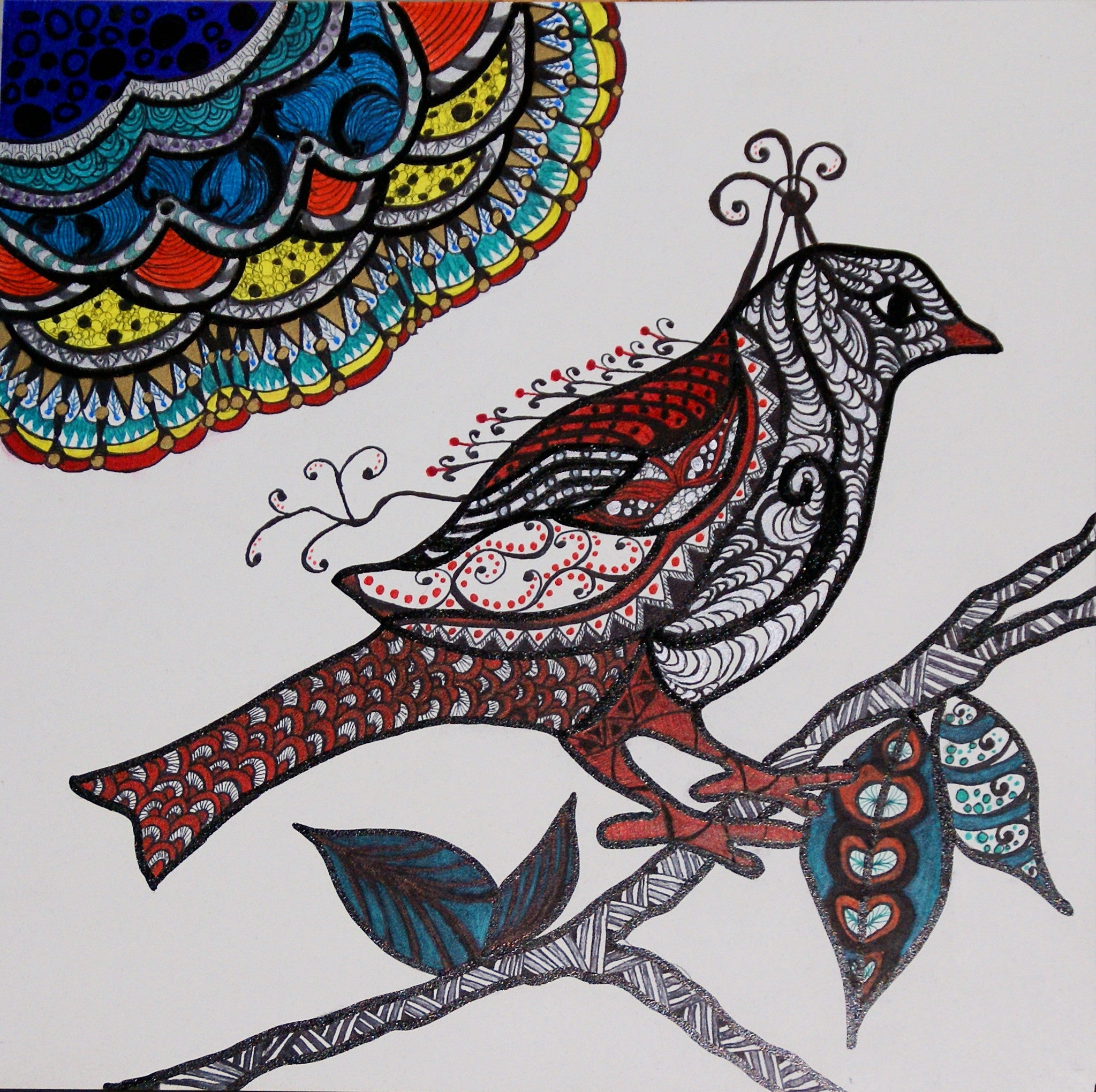 Zentangle 3 - Abstract Artwork by Nancy Chovancek Zentangle - abstract artwork Zentangle - zentangle artwork Abstract Artwork by Nancy Chovancek - 123rf.com