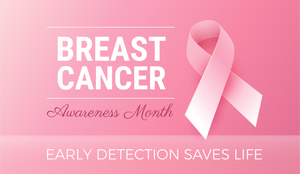 Breast Cancer Awareness Month Starts Today