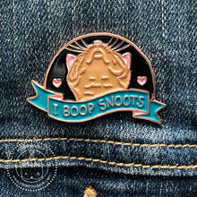 "Boop Snoots - 1.75"" Soft Enamel Pin"