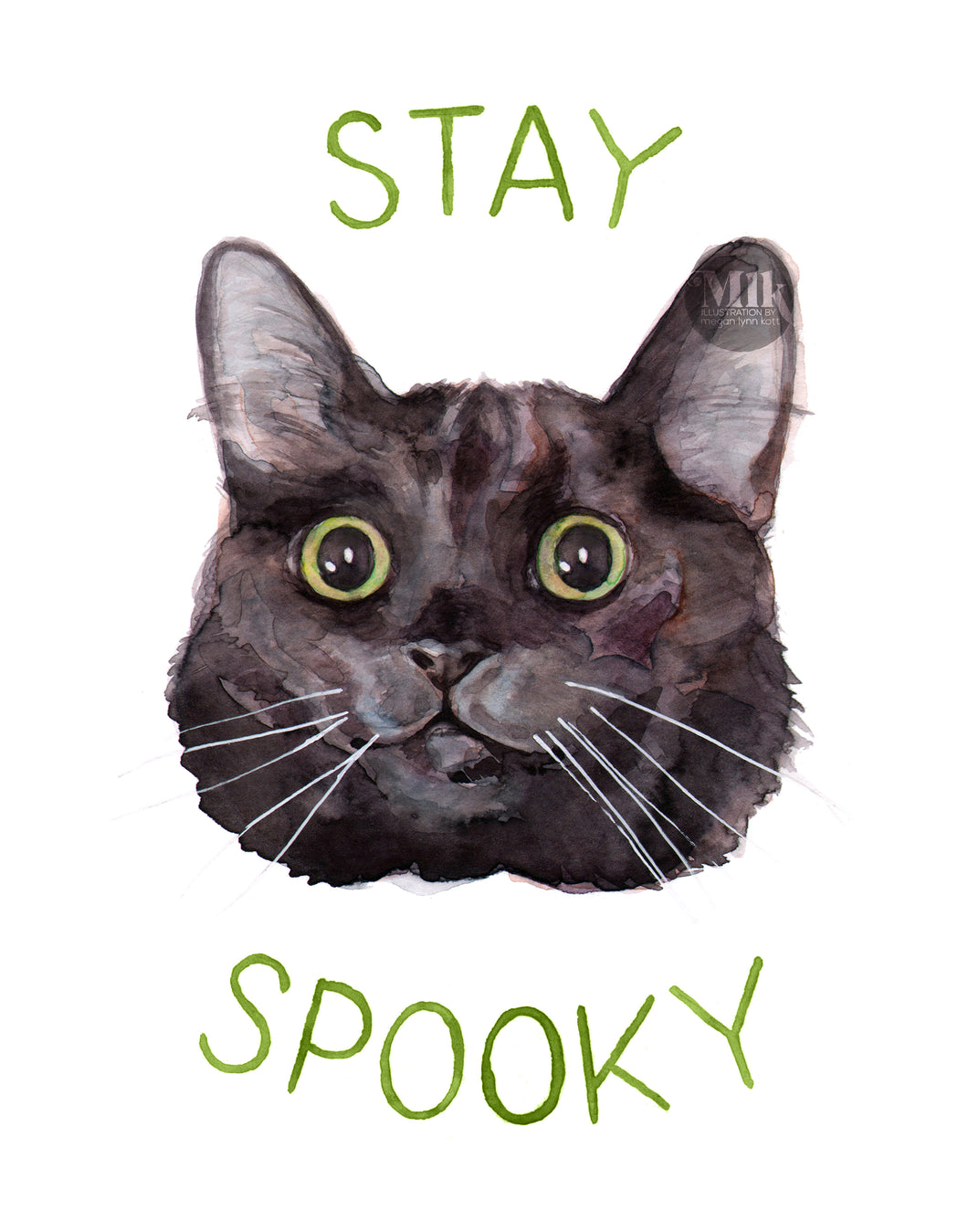 Stay Spooky - 11x14