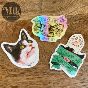 Kitty Sticker Pack