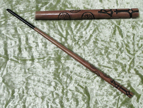 Merlin 39 s realm hand crafted real magic wands for Elder wand for sale