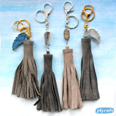 keychain bag charms