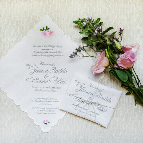 Garden Path invitation