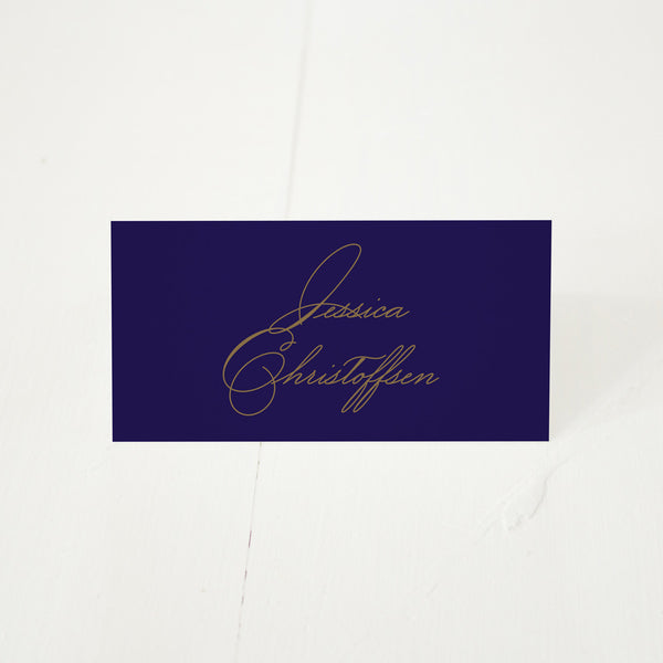 Renaissance place card