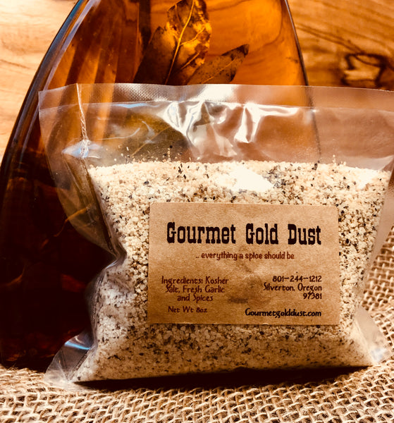 Gourmet Gold Dust 8oz Refill