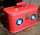 """The Starline"" Suitcase Boombox"