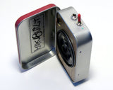 """The Fox"" Mint Tin Pocket Boombox"