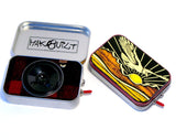 """Soarin"" Mint Tin Pocket Boombox"