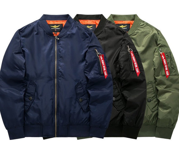 Flight Bomber Jackets - Marvelous Clothing - 1