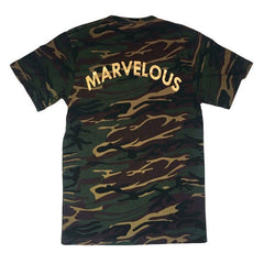 Marvelous Metallic Gold Camo T-Shirt - Marvelous Clothing - 2