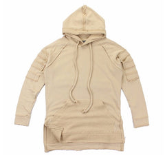 Ripped Longline Hoodies - Marvelous Clothing - 2