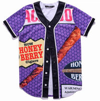 Backwoods Baseball Jersey - Marvelous Clothing
