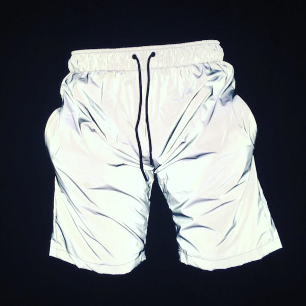 Reflective Shorts - Marvelous Clothing