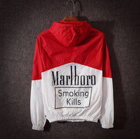 Marlboro Windbreaker Jacket - Marvelous Clothing