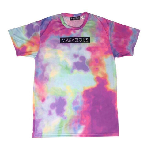 Marvelous Tie-Dye T-Shirt