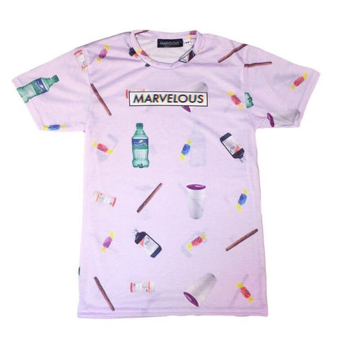 "Marvelous ""Lean"" T-Shirt"