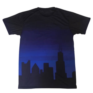 Marvelous Chicago Nights T-Shirt - Marvelous Clothing - 2