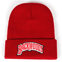 """Backwoods"" Skater Beanie - Marvelous Clothing"