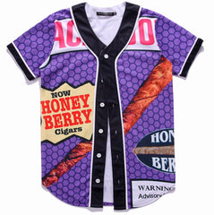 Backwoods Baseball Jersey
