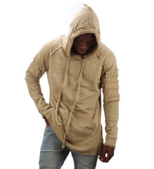 Ripped Longline Hoodies - Marvelous Clothing - 5
