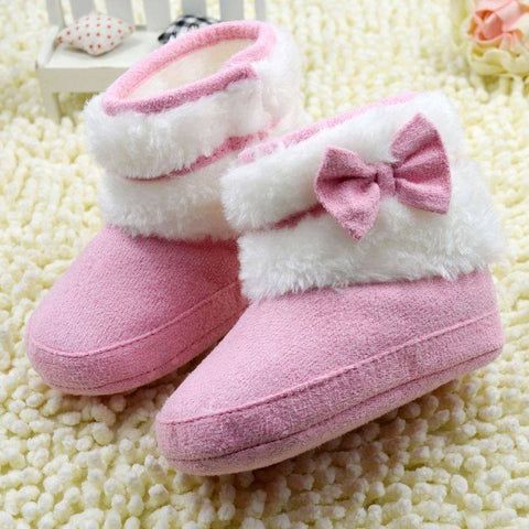 Winter Booties - Fur