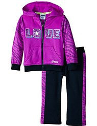 Asics Big Love Tracksuit Purple