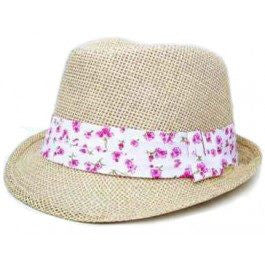 Girls Fedora Hat