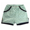 Alfie Shorts - Retro Aqua