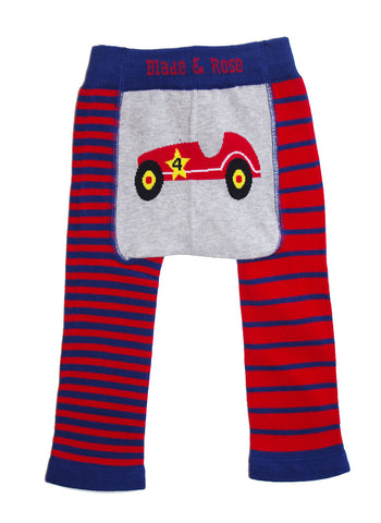 Racing Car Leggings