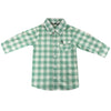 Hunter Check Shirt - Aqua