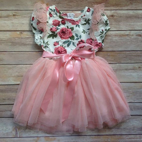 """Life Is Rosie"" Party Dress"