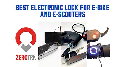 Which Electronic Lock is the Best for E-Bikes / E-Scooters?