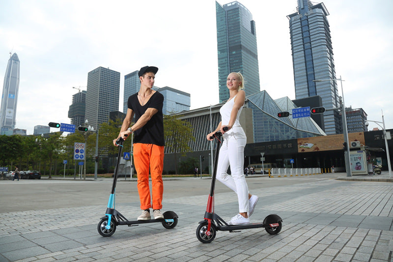 Spin Magazine's Top 4 Most Affordable Electric Scooters