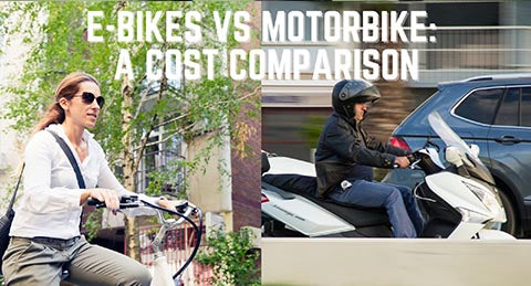 The Price of Owning an E-Bike in Singapore vs Motorcycle