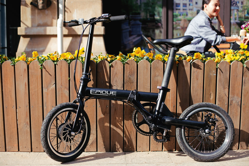Launch of the EPIQUE City E-Bike