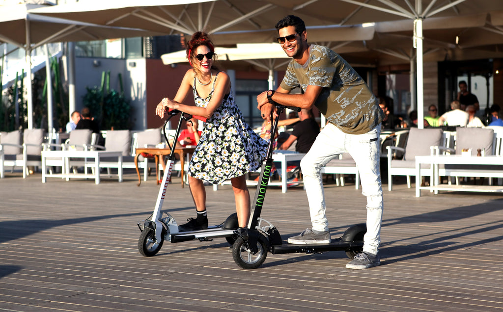 Top 6 reasons to use an electric kick scooter