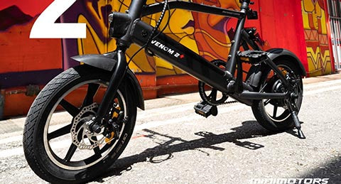 Battle of the Compact LTA Approved E-Bikes