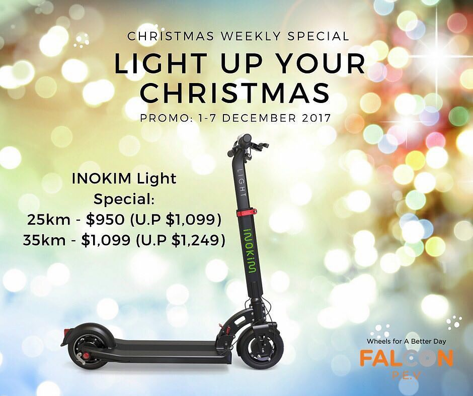 Holiday Gift Guide for Men – 5 E-Scooters to Get Him this Christmas