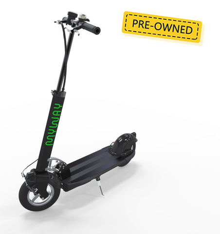 Pre-Owned E-Scooters