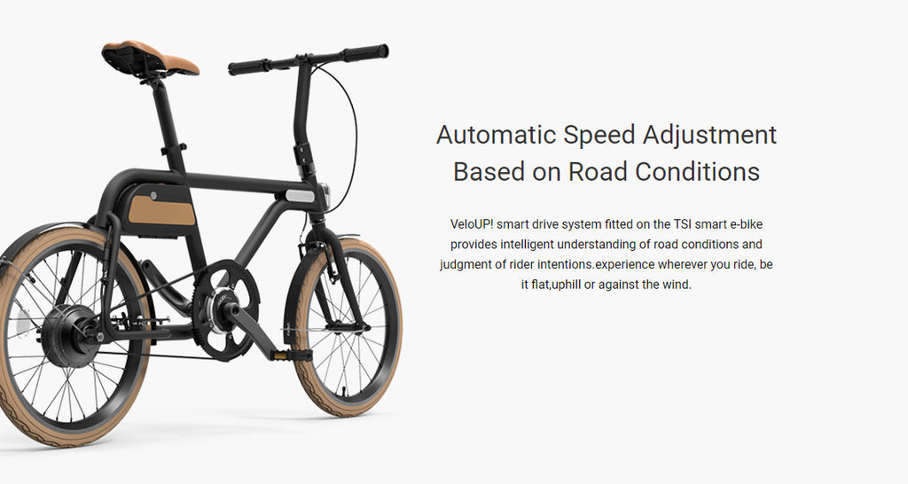 Tsinova TS01 Smart Electric Bike