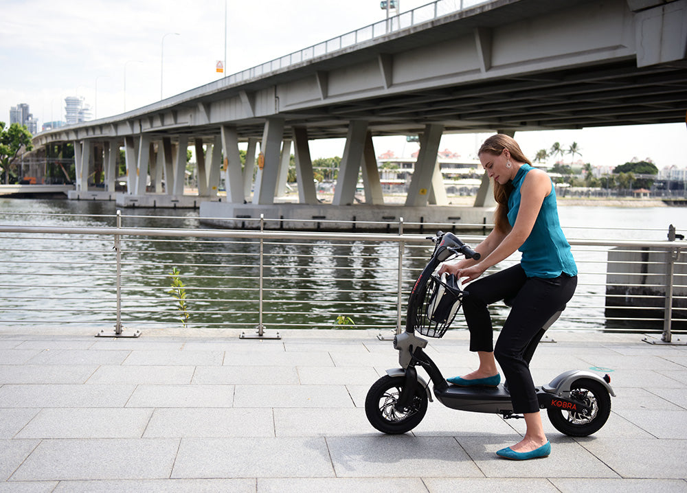 electric scooters for convenience