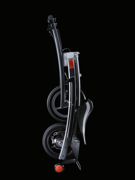 Stigo foldable and rollable E-Scooter with Seat