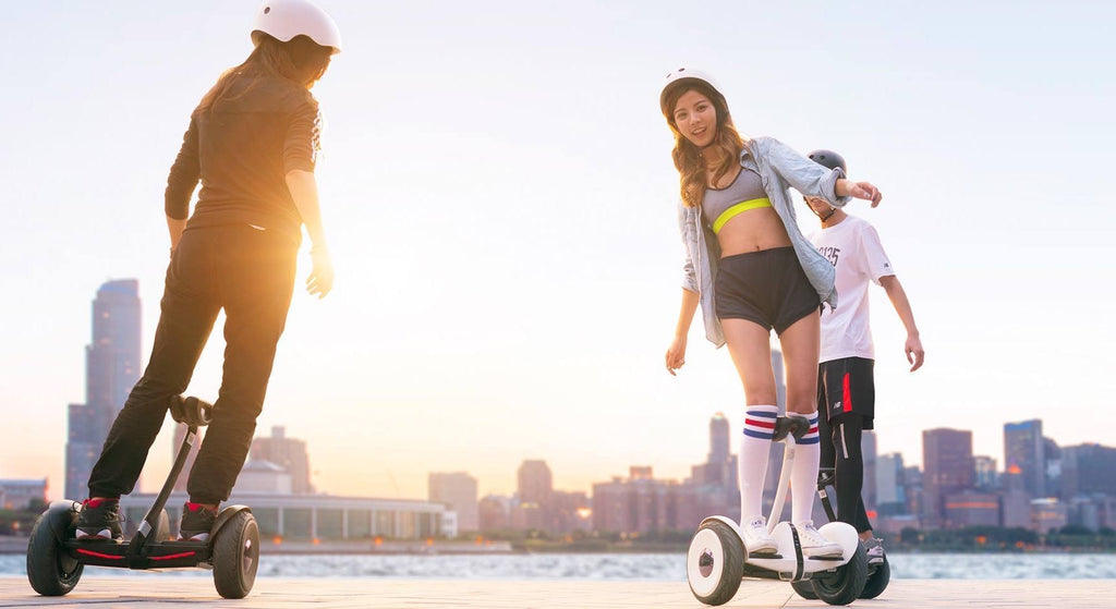 Ninebot Mini Xiaomi Self-Balancing Scooter Outdoor