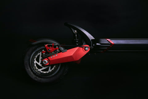 ZERO 10X dual motor dual suspension