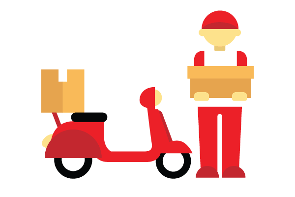 electric scooter special offer for delivery courier riders