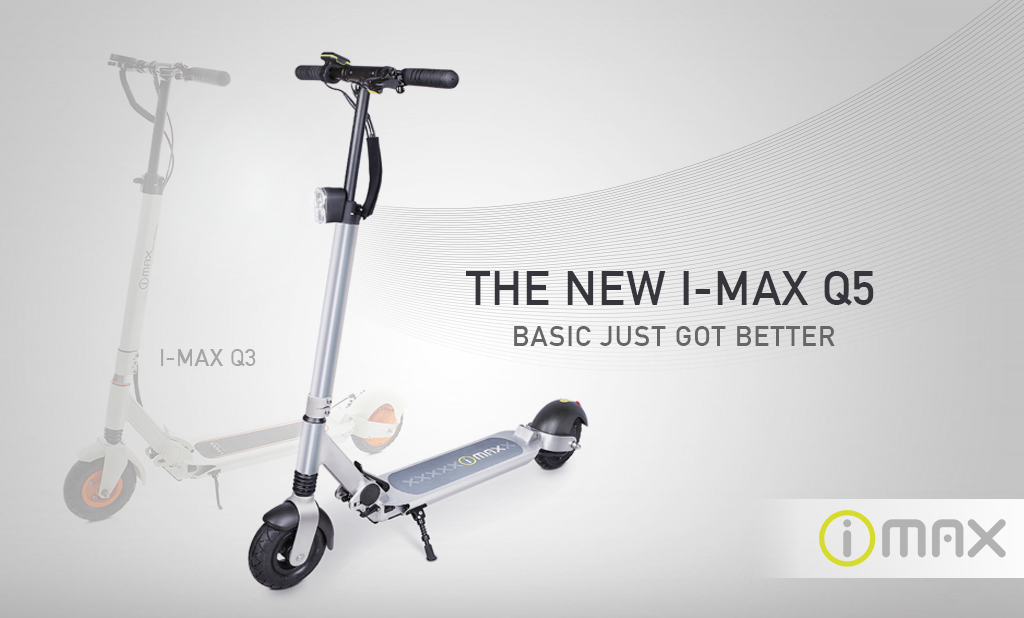 i-Max Q5 Electric Scooter