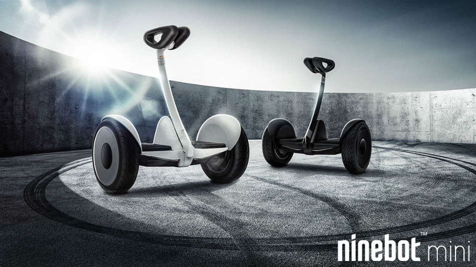 Ninebot Mini Black and White