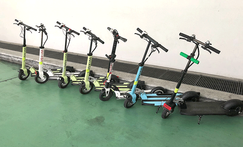 electric scooter inokim falconpev singapore