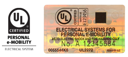 ul2272 certification